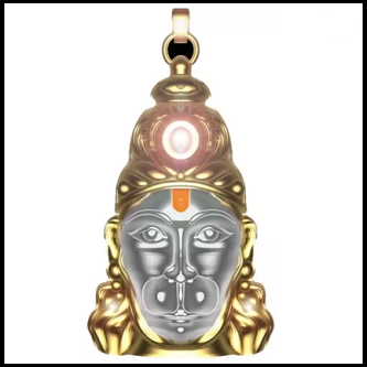 divya hanuman chalisa locket online buy