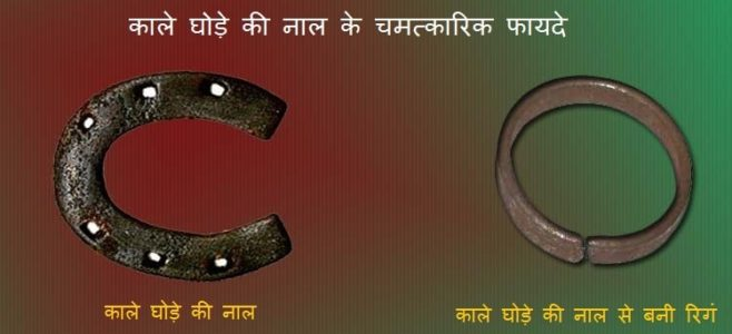 ghode ki naal ke fayde in hindi