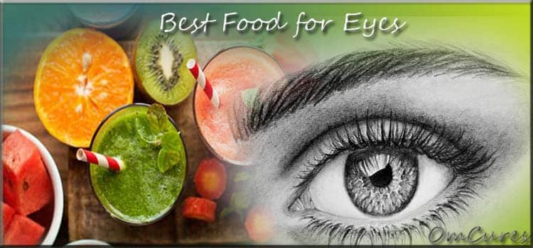Best Food for Eyes Hindi
