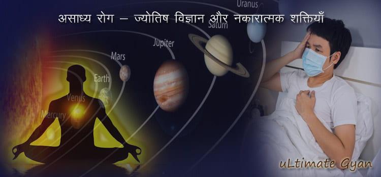 Asadhya Rog Jyotish or negative energy