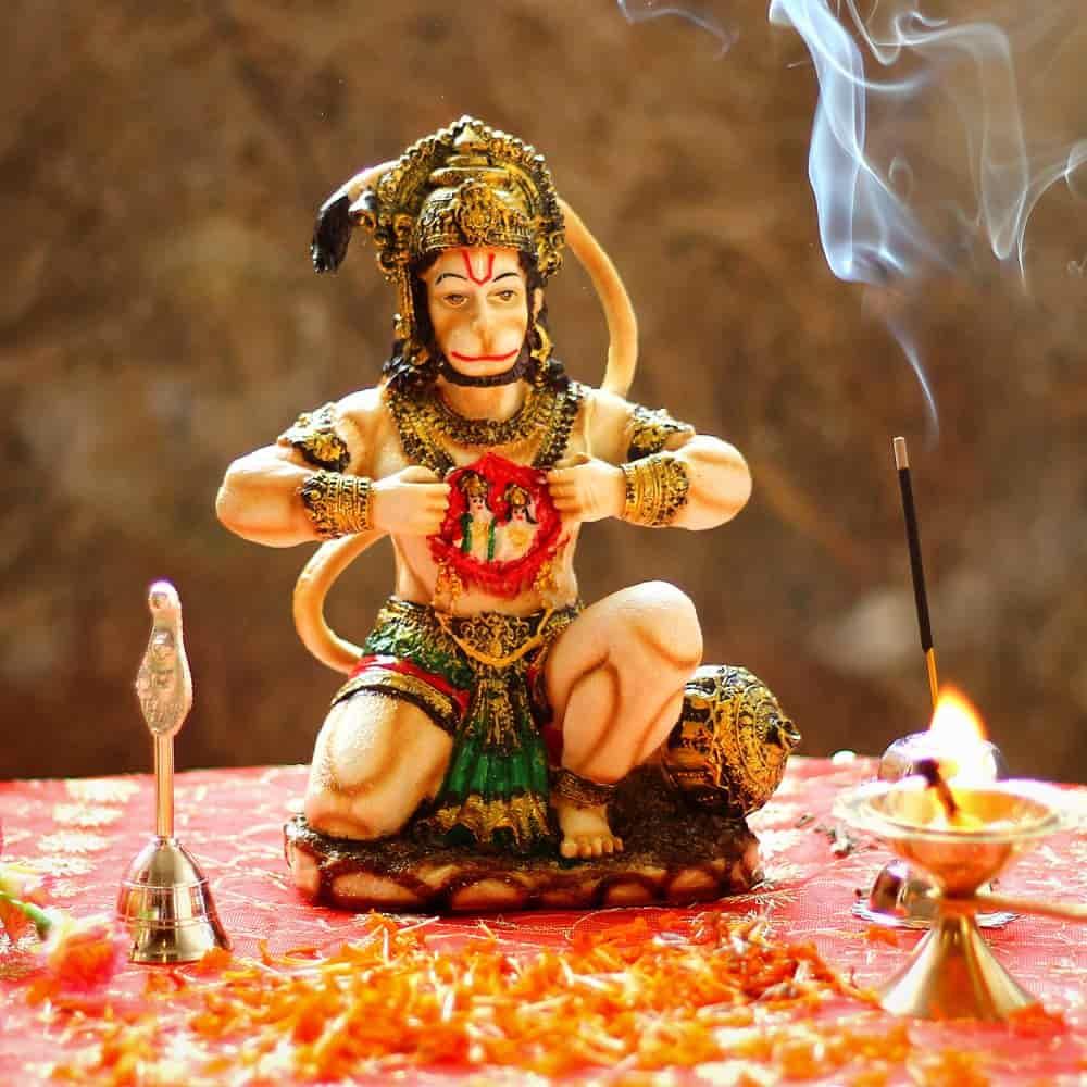 Hanuman 12 Naam Jap Vidhi